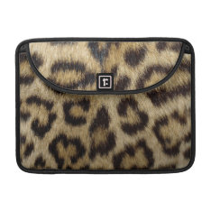 Leopard Print Sleeve For Macbook Pro at Zazzle