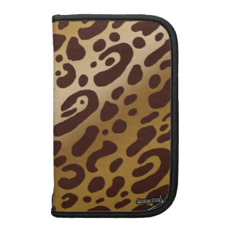 Leopard Print Smartphone Folios Planners