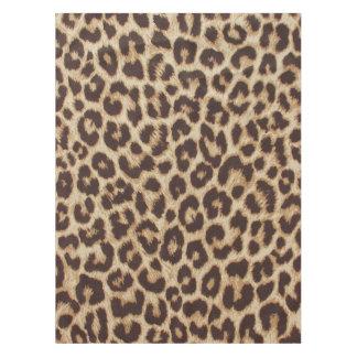 Leopard Print Tablecloth