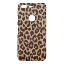 Leopard Print Uncommon Google Pixel Case