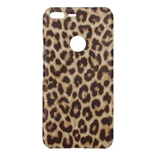 Leopard Print Uncommon Google Pixel XL Case Phone Case
