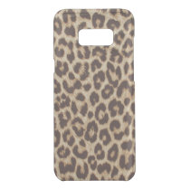 Leopard Print Uncommon Samsung Galaxy S8 Plus Case