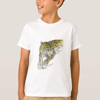 Leopard reclining original artwork T-Shirt
