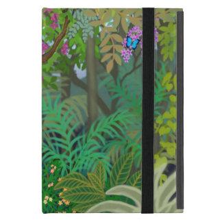 Leopard Resting in the Jungle iPad Mini Case