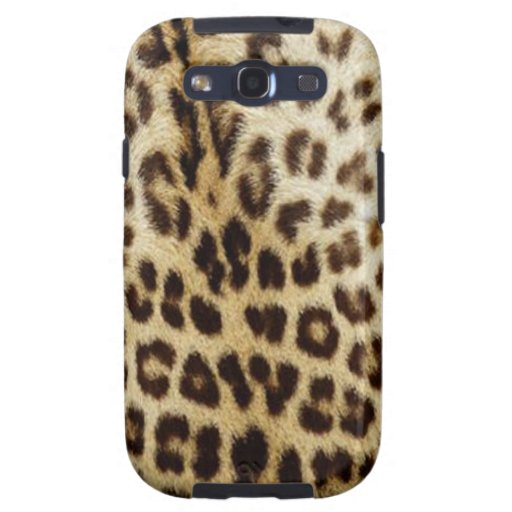 Leopard Samsung Galaxy S3 Case-Mate Vibe Case