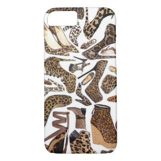Leopard Shoe Chic iPhone 7 Case