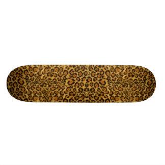 Leopard Skateboard