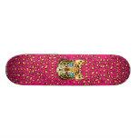 Leopard Skateboard Decks