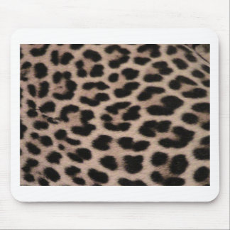 Leopard Skin background Mouse Pad