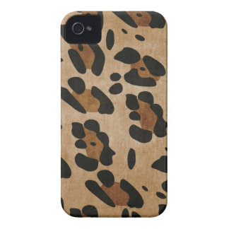 LEOPARD SKIN Case-Mate iPhone 4 CASE