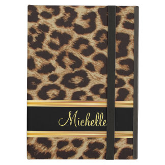 Leopard Skin Girly Pattern iPad Air Cases