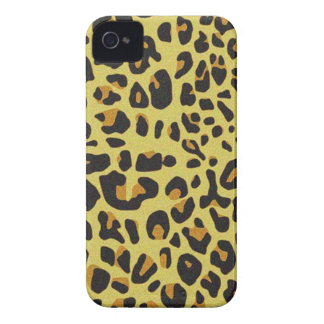 Leopard Skin Graphic iPhone 4 Cover