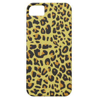 Leopard Skin Graphic iPhone SE/5/5s Case