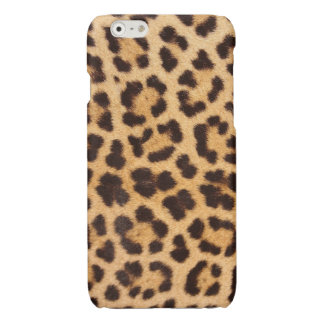 Leopard Skin (iPhone 6/6s Glossy Finish Case) Glossy iPhone 6 Case