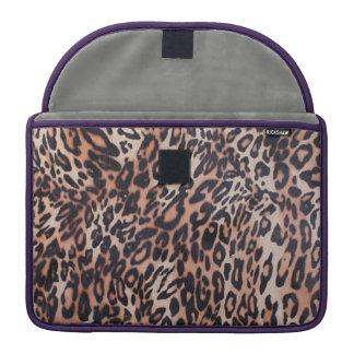 Leopard Skin MacBook Pro Sleeve