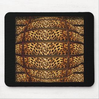 Leopard skin mousepads