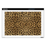 Leopard Skin Pattern Decal For Laptop