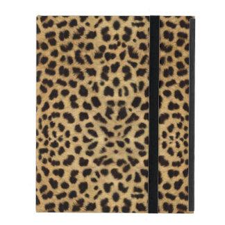 Leopard Skin Pattern iPad Cover