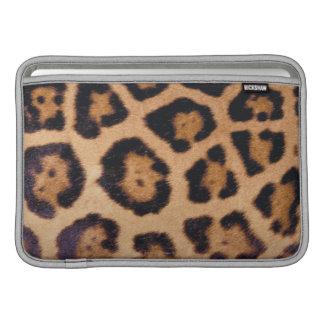 Leopard skin sleeves for MacBook air