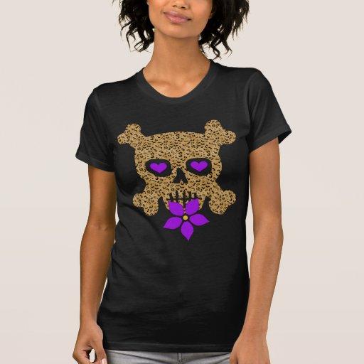 Leopard Skin Valentine T-shirt