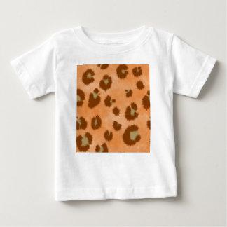 leopard spot pattern baby T-Shirt