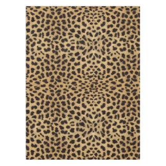 Leopard Spot Pattern Print Tablecloth