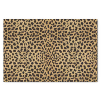 Leopard Spot Pattern Print Tissue Paper