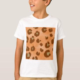 leopard spot pattern T-Shirt