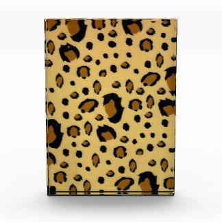 Leopard Spots Brushed Fur Texture Look Awards