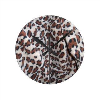 Leopard Spots Wallclocks