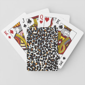 Leopard Spots Card Decks