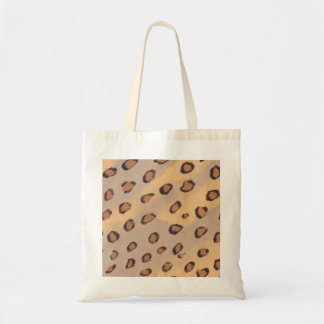 Leopard Spots Painting Custom Canvas Bags