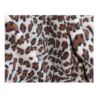 Leopard Spots Post Cards