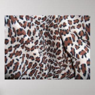 Leopard Spots Poster