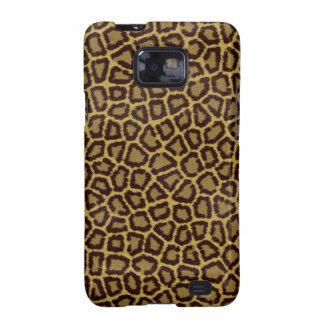 Leopard Spots Samsung Galaxy S2 Cover