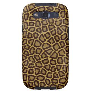 Leopard Spots Samsung Galaxy SIII Cases
