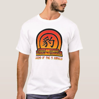 leopard style T-Shirt