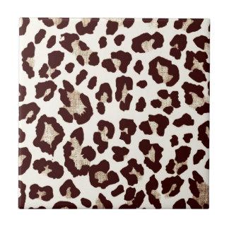 Leopard Tile