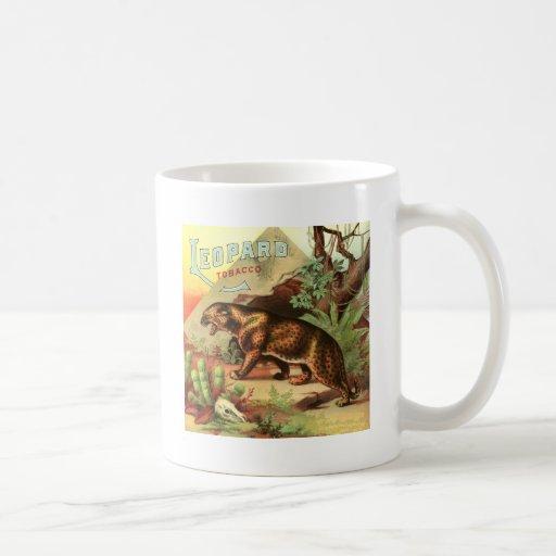 Leopard Tobacco Coffee Mug