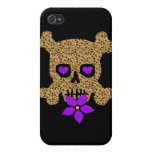 Leopard Valentine iPhone 4 Covers