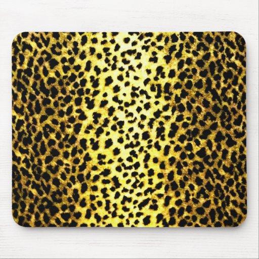 Leopard Wallpaper Mousepads