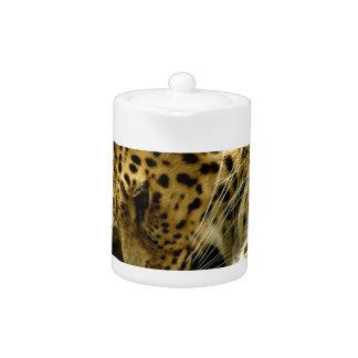 Leopard - WOWCOCO Teapot