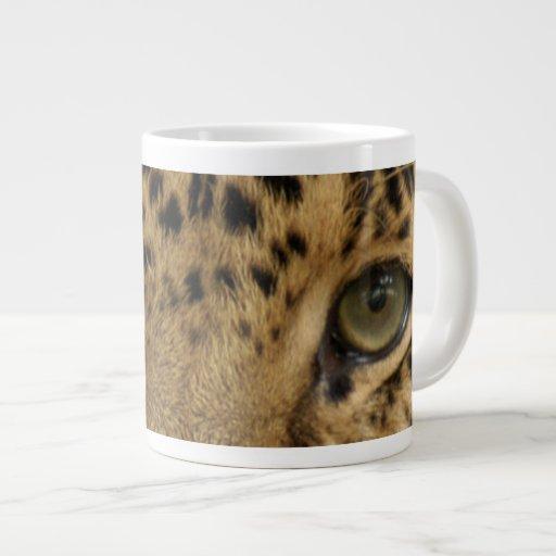 LeopardCheetaro002 Taza Jumbo