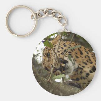 LeopardCheetaro008 Keychain