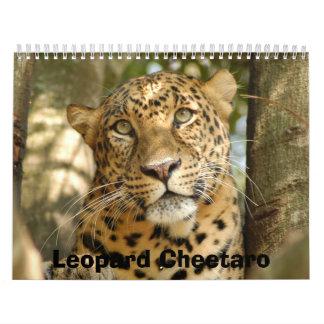LeopardCheetaro013 leopardo Cheetaro Calendarios