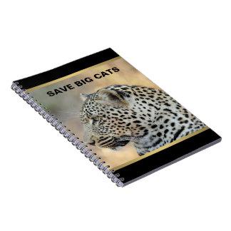 Leopardo 1 libretas espirales