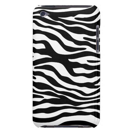 leopardo animal del guepardo del modelo del estamp iPod Case-Mate carcasa
