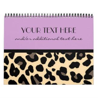 Leopardo Calendarios De Pared
