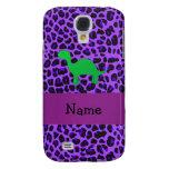 Leopardo conocido personalizado de la púrpura de D