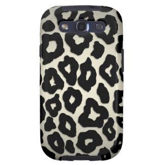 Leopardo de la MOD 3D Galaxy S3 Protector